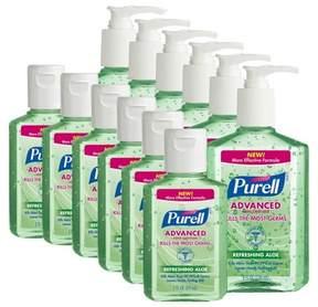 Purell Advanced Hand Sanitizer Refereshing Aloe - 2oz/6pk - 8oz/6pk