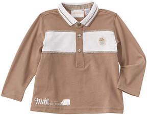 Chicco Boys' Brown Polo Shirt