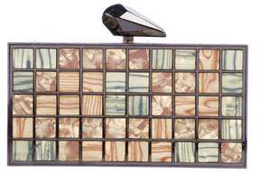 Kotur Abstract Box Clutch