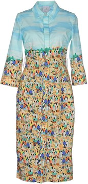 Stella Jean Knee-length dresses