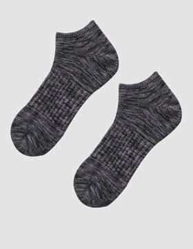 Norse Projects Haddi Blend Socks in Heather