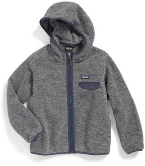 Patagonia Boy's Synchilla Snap-T Fleece Jacket