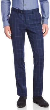 Moods of Norway Grid Print Suit Pants