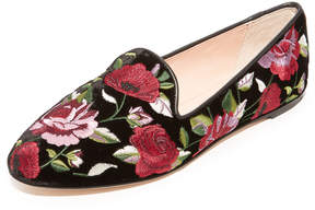 Kate Spade Swinton Floral Slip On Flats