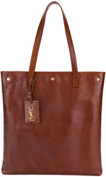 Saint Laurent Noe shopping bag - BROWN - STYLE
