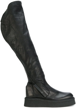 Cinzia Araia knee length boots