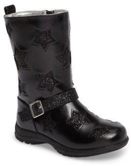 Kenneth Cole New York Toddler Girl's Reaction Kenneth Cole Dolly Star Glitter Boot