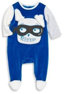 Little Marc Jacobs Baby Boy's Fancy Relief Illustration Bodysuit