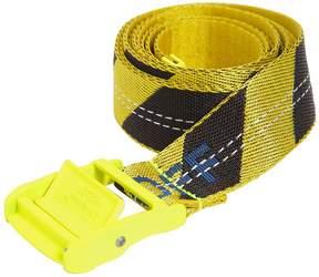 Off-White 35mm Diagonal Stripes Industrial Belt