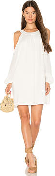 Blq Basiq Cold Shoulder Dress