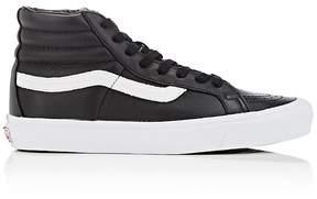 Vans Women's Sk8-Hi Leather Sneakers