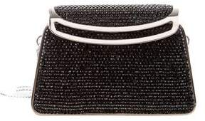 Judith Leiber Crystal-Embellished Evening Bag