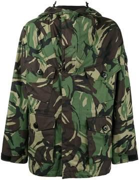 Rag & Bone Miles camouflage jacket