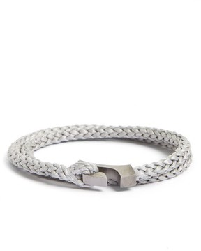 Miansai Men's Ipsum Braided Nylon Bracelet