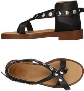 MM6 MAISON MARGIELA Toe strap sandals