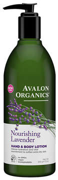 Avalon Organics Hand & Body Lotion Lavender