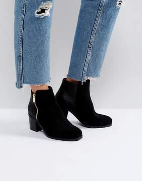 Carvela Heeled Side Zip Up Boot