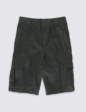Marks and Spencer Boys' Skin KindTM Pure Cotton Shorts
