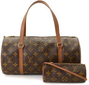 Louis Vuitton Monogram Papillon 30 Trousse Handbag - Vintage