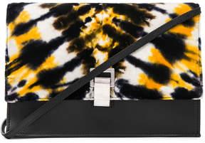 Proenza Schouler Small Tie Dye Velvet Lunch Bag