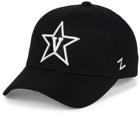 Zephyr Vanderbilt Commodores Black & White Competitor Cap