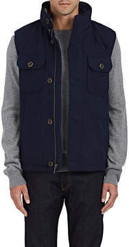 Rainforest MEN'S DOWN-QUILTED HOODED VEST
