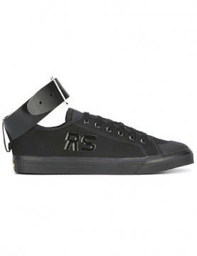 Adidas By Raf Simons Spirit buckle sneakers