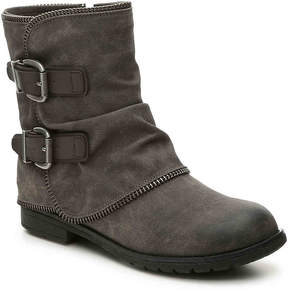 Not Rated Women's What Happened Motocycle Bootie