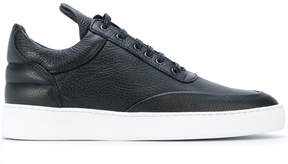 Filling Pieces contrast sole sneakers