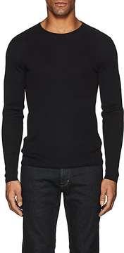 John Varvatos Men's Cotton-Silk Sweater