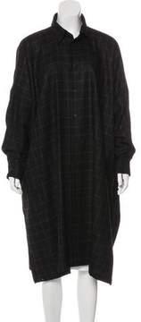 eskandar Oversize Cashmere Top