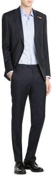 Baldessarini Virgin Wool Suiting Trousers