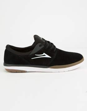 Lakai Fremont Black & Grey Suede Mens Shoes