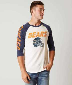 Junk Food Clothing Chicago Bears T-Shirt