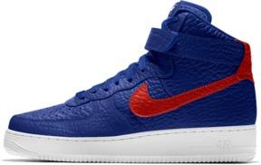 Nike Force 1 Premium iD (Philadelphia 76ers) Shoe