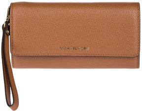 MICHAEL Michael Kors Mercer Continental Wallet - LUGGAGE - STYLE