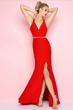 Mac Duggal - 77245L Flash Style