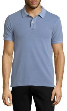 Dockers Premium Edition Garment Dyed Cotton Polo