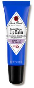 Jack Black Intense Therapy Lip Balm SPF 25 - Black Tea Blackberry