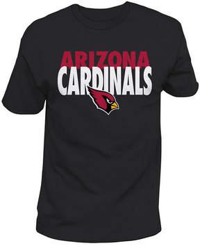 Authentic Nfl Apparel Men's Arizona Cardinals Stunt Blitz T-Shirt