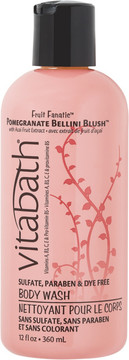 Vitabath Pomegranate Bellini Blush Body Wash