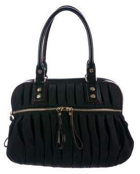 MZ Wallace Pleated Bedford Shoulder Bag