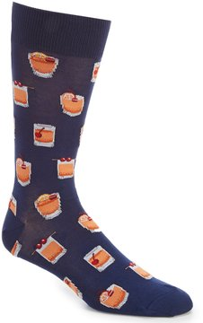 Hot Sox Old Fashioned Crew Socks