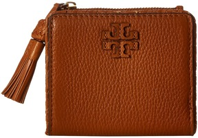 Tory Burch Taylor Mini Wallet Wallet Handbags - BLACK - STYLE
