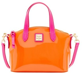 Dooney & Bourke Patent Ruby Top Handle Bag - CLEMENTINE - STYLE