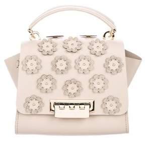 Zac Posen Eartha Iconic Floral Top Handle Bag
