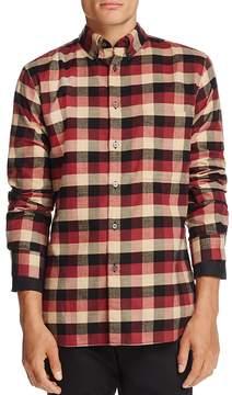 Public School Leto Flannel Slim Fit Shirt