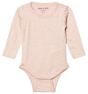 Mini A Ture Ellis Body, B Rose Dust