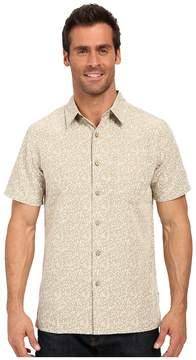 Royal Robbins Fiesta Print Short Sleeve Shirt Men's Short Sleeve Button Up