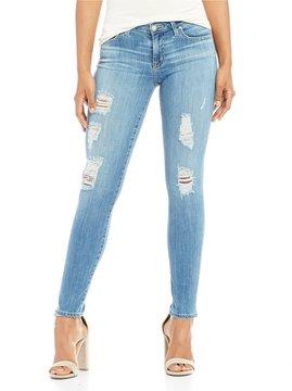 Big Star Alex Destructed Skinny-Fit Jeans